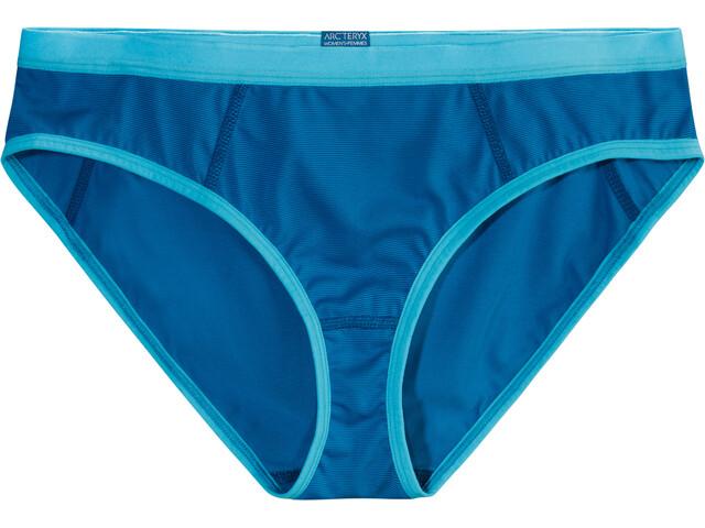 Arc'teryx Phase SL - Sous-vêtement Femme - bleu